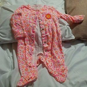 Newborn pj one piece